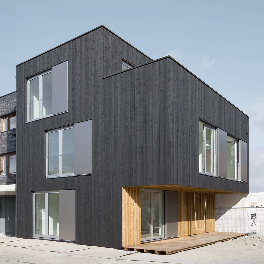 <strong>Maison urbaine aux Pays-Bas<span><b>Architecture</span></strong><i>→</i>