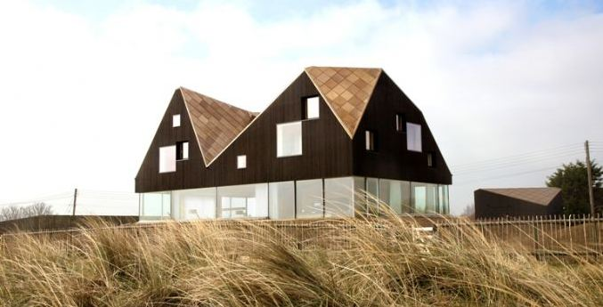 <strong>Maison de campagne en Angleterre<span><b>Architecture</span></strong><i>→</i>