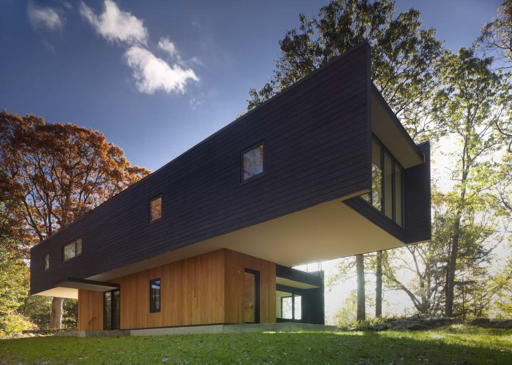 <strong>Maison « Waccabuc » par « Rafael Vinoly Architects PC », Etats-Unis<span><b>Architecture</span></strong><i>→</i>