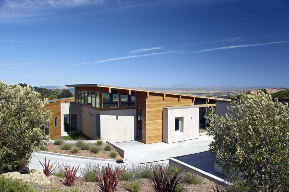 <strong>Maison « Vista Del Valle » par « Zimmerman and Associates », Etats-Unis<span><b>Architecture</span></strong><i>→</i>