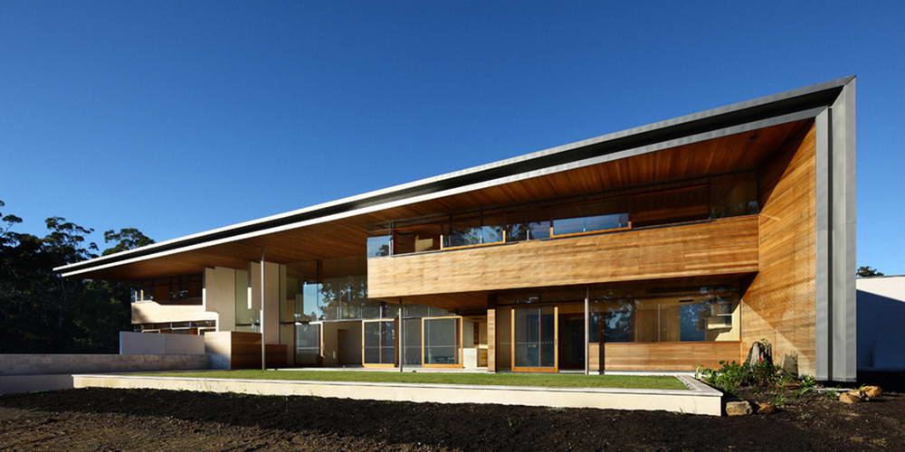 <strong>Résidence Tinbeerwah en Australie par Richard Kirk Architect<span><b>Architecture</span></strong><i>→</i>