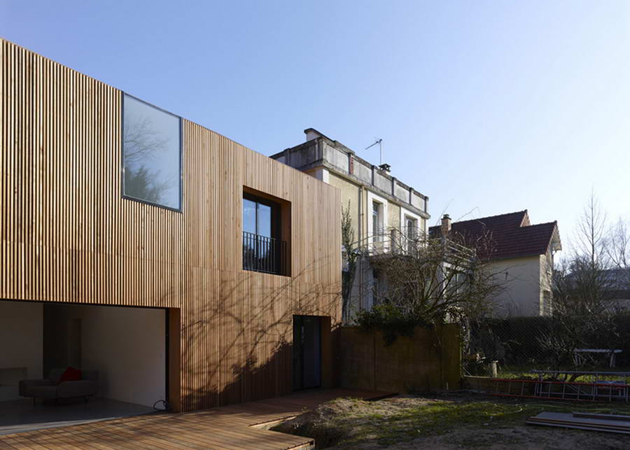 <strong>Maison de campagne 2G en France<span><b>Architecture</span></strong><i>→</i>