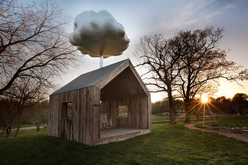 <strong>«Cloud House» de Matthew Mazzotta<span><b>Architecture</span></strong><i>→</i>
